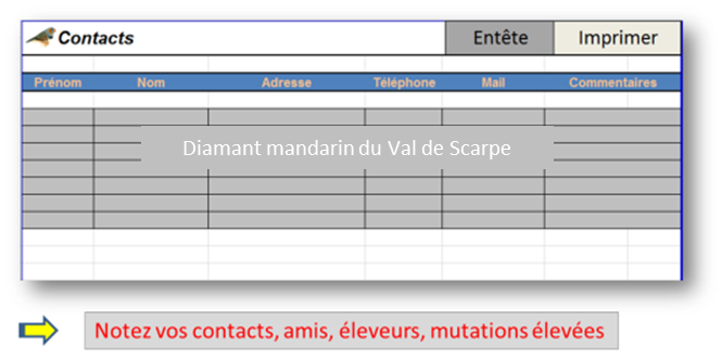 Mode d emploi 4 contacts