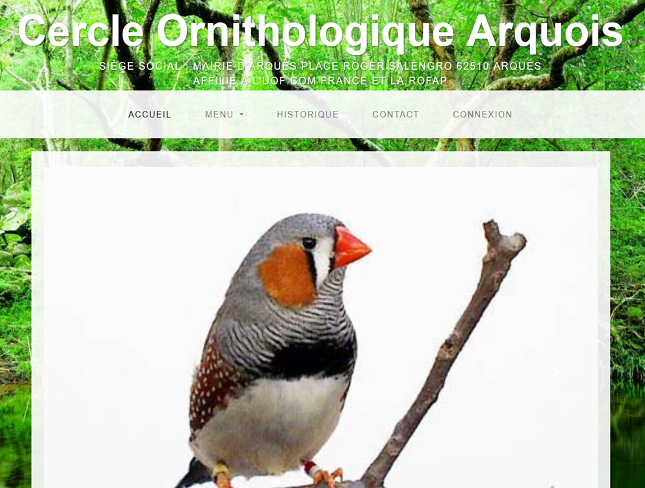 Arquois ornithological circle