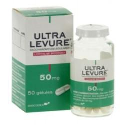 Ultra levure 50 mg